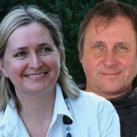 Crawford Hollingworth & Jo Davies