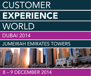 Customer Experience World Dubai @ Jumeirah Tower Hotel | Dubai | Dubai | United Arab Emirates